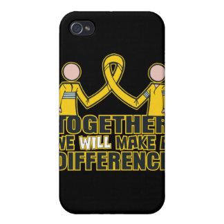 COPD juntos diferenciaremos 2 iPhone 4 Coberturas