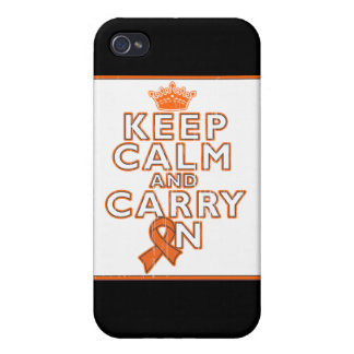 COPD Keep Calm and Carry ON iPhone 4/4S Cover