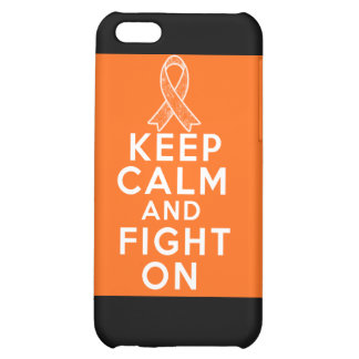 COPD Keep Calm and Fight On iPhone 5C Covers