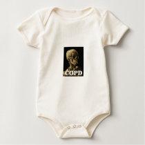 COPD kills Baby Bodysuit