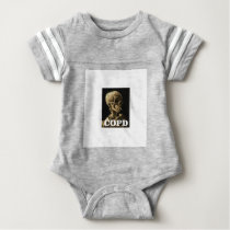 COPD kills Baby Bodysuit