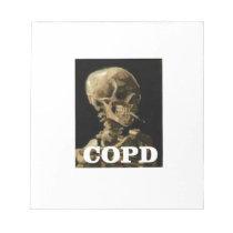COPD kills Notepad