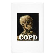 COPD kills Stationery