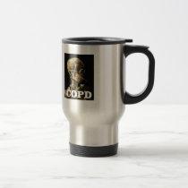 COPD kills Travel Mug