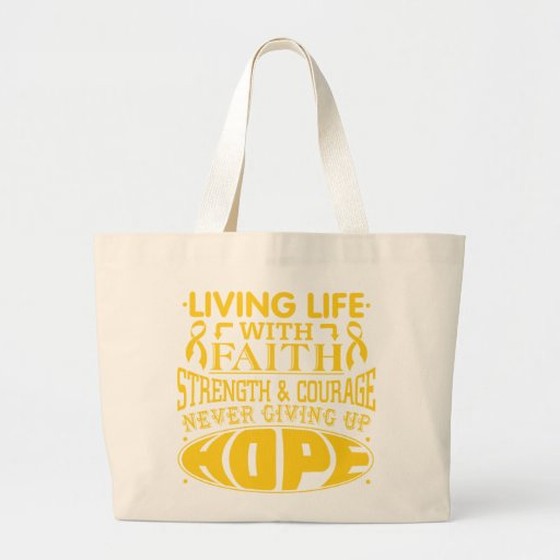 COPD Living Life with Faith Bags