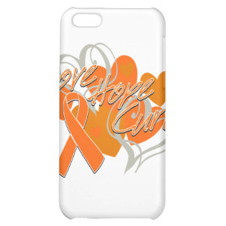 COPD Love Hope Cure Cover For iPhone 5C