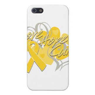 COPD Love Hope Cure iPhone 5 Covers