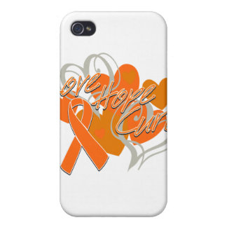COPD Love Hope Cure iPhone 4/4S Cover