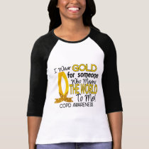 COPD Means World To Me 1 T-Shirt
