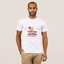copd-pursed lip breathing T-Shirt
