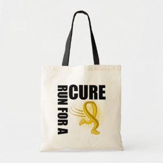 COPD Run For A Cure Tote Bag
