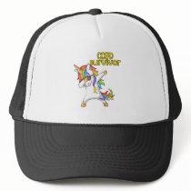 COPD Survivor Stand-Fight-Win Trucker Hat