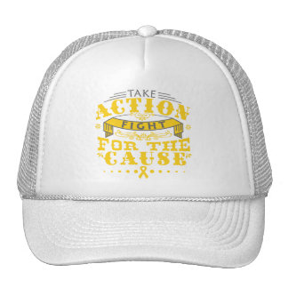 COPD Take Action Fight For The Cause Trucker Hat