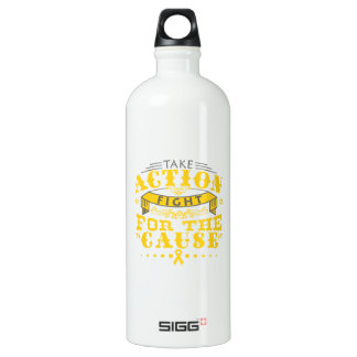 COPD Take Action Fight For The Cause SIGG Traveler 1.0L Water Bottle