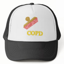 COPD TRUCKER HAT