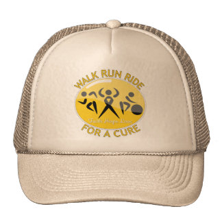 COPD Walk Run Ride For A Cure Hats