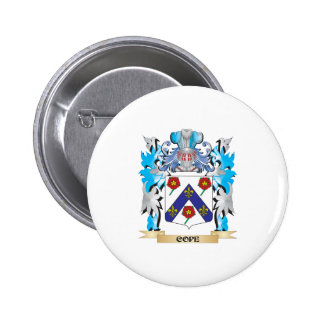 Cope Coat of Arms - Family Crest Button
