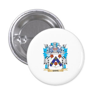 Cope Coat of Arms - Family Crest Pins