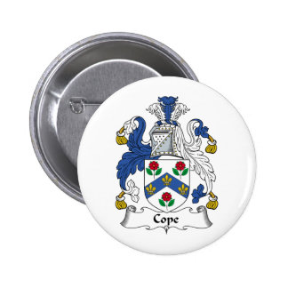 Cope Family Crest Pins