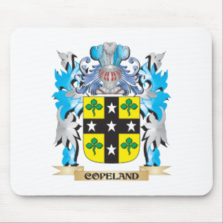 Copeland Coat of Arms - Family Crest Mouse Pads