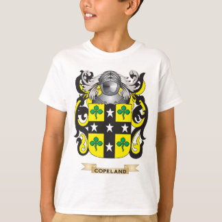 Copeland Coat of Arms T-Shirt