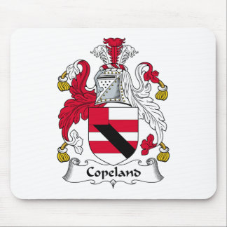 Copeland Family Crest Mouse Pads