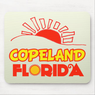 Copeland, Florida Mouse Pads