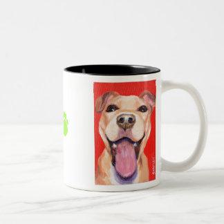 Copeland's Roxie Two-Tone Coffee Mug