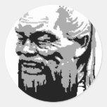 Copenhagen Business Confucius Institute Round Stickers
