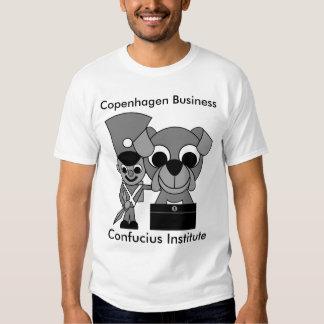 Copenhagen Business Confucius Institute T-Shirt