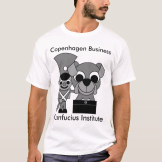 Copenhagen Business Confucius Institute T-Shirt