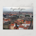 copenhagen city post cards