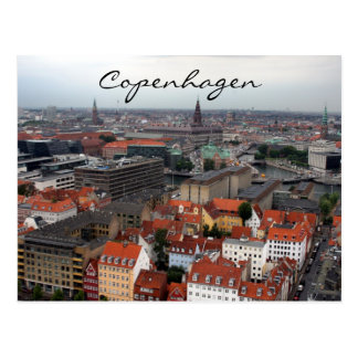 copenhagen city post cards