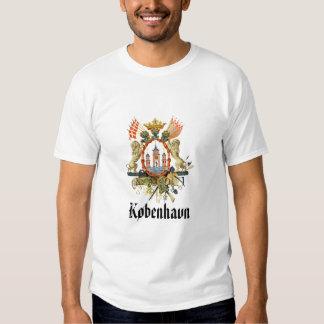 Copenhagen Coat of Arms Shirt