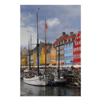 Copenhagen Color Fine Art Print