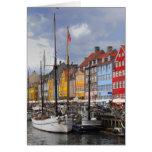 Copenhagen Color Greeting Card