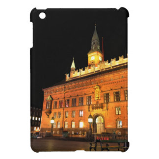Copenhagen, Denmark at night Cover For The iPad Mini
