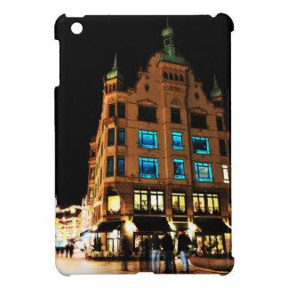 Copenhagen, Denmark at night iPad Mini Cover