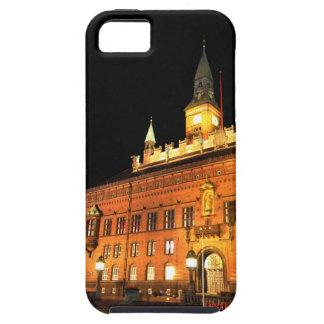 Copenhagen, Denmark at night iPhone SE/5/5s Case