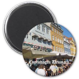 Copenhagen, Denmark Magnet