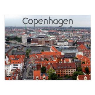 copenhagen denmark postcard