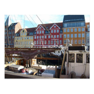 Copenhagen, Denmark Postcards