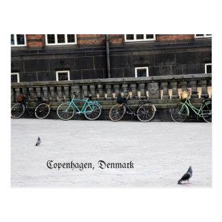 Copenhagen, Denmark Post Cards