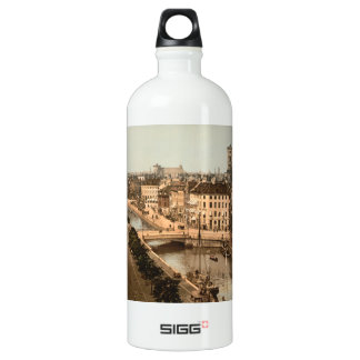 Copenhagen, Denmark Water Bottle