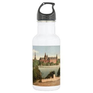 Copenhagen - Fredericksborg Castle, Denmark Water Bottle