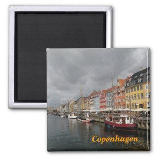 copenhagen fridge magnet