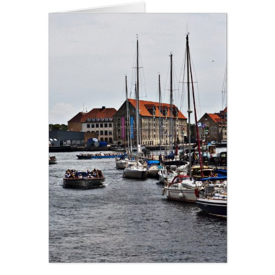 Copenhagen Harbor Card
