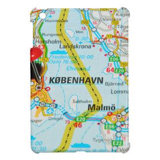 Copenhagen, København in Denmark iPad Mini Cover