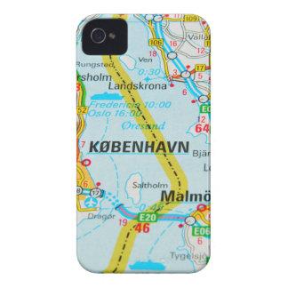 Copenhagen, København in Denmark iPhone 4 Case-Mate Case