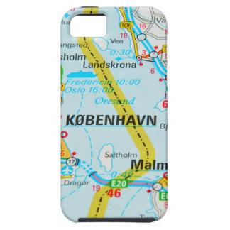 Copenhagen, København in Denmark iPhone SE/5/5s Case
